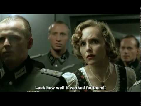 Hitler is mad about the Greece Bailout