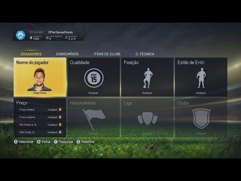 Fifa 15 Ultimate Team - Parte #3 (Xbox one)