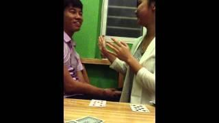 1 kiểu trò chơi kinh dị cho các cặp đôi yêu nhau
