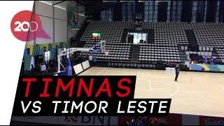 Intip Venue Basket untuk Tes Event Asian Games 2018