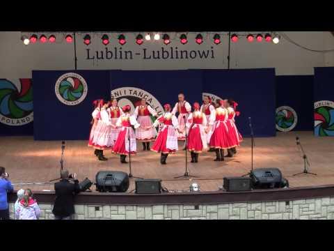 Tańce Górali Spiskich - Koncert ZPiT Lublin