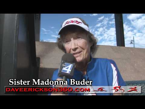 Sister Madonna Buder Ironman Arizona 2010 Interview