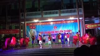 Em yêu tổ quốc Việt Nam - Thiếu nhi Kênh Khê giải nhất hội quân hè 2019