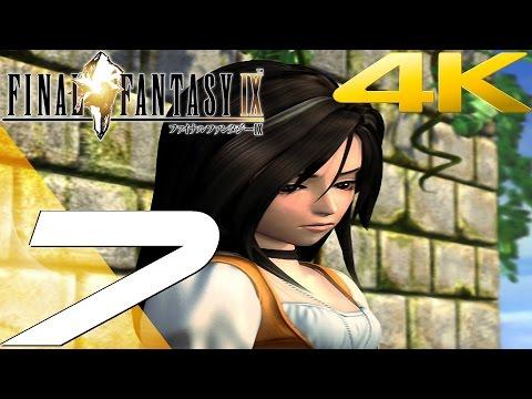 Final Fantasy IX HD - Gameplay Walkthrough Part 7 - Lindblum City [4K 60FPS]