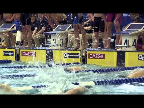 Men's Swimming NCAA 800 Free Relay