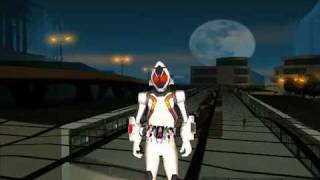 KAMEN RIDER FOURZE in GTA SA