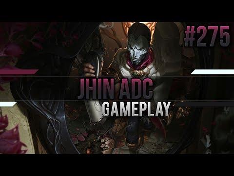 Jhin ( ADC ): Best Adc EUW #275 [Lets Play] [League of Legends] [German / Deutsch]