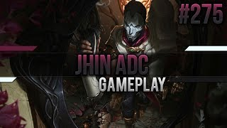 Jhin ( ADC ): Best Adc EUW #275 [Lets Play] [League of Legends] [German / Deutsch]