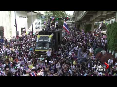 Thailand political crisis puts pressure on military