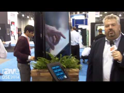 DSE 2014: Hughes Shows Off Its Digital Associate Display With Tablet Control