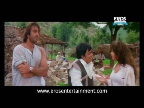 Sanjay Dutt Urmila Matondkar - Scene From Daud video