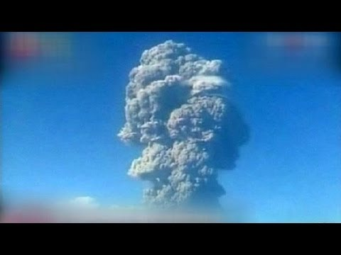 Indonesia volcano erupts, spewing ash cloud