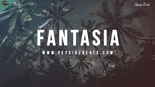 """Fantasia"" - Tropical Dancehall Rap Beat 