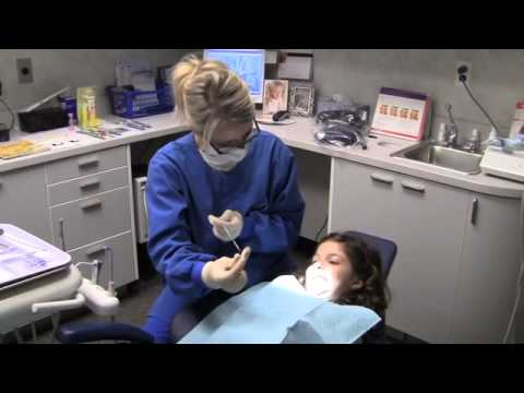Child's First Trip To The Dentist