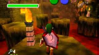 Zelda : Ocarina of Time - [Soluce - 106. Gymnase Gerudo]