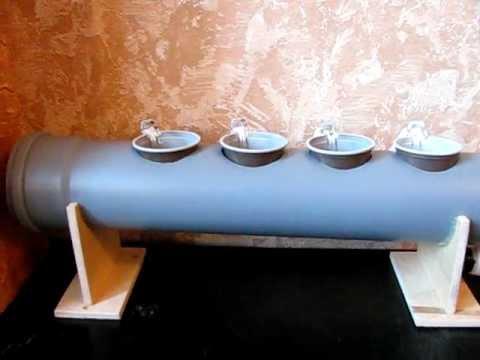 Видео система капельного полива