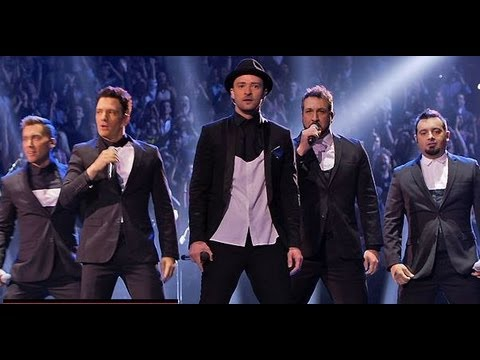WTF! NSYNC VMA Performance Cut Short!