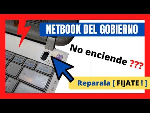Reparar tecla encendido netbook Positivo BGH Schollmate 12 TV