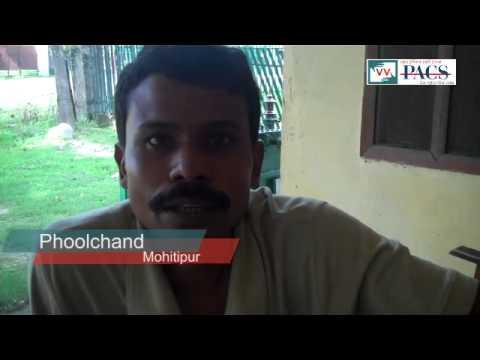 Electricity Problem in Mohatipur Uttar Pradesh— Video Volunteer Madhuri reports