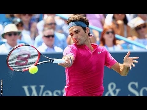 Roger Federer wins seventh Cincinnati Masters title