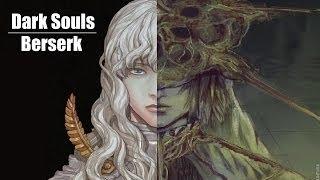Dark Souls Berserk References | Side-by-side Comparison of Berserk Inspirations in Dark Souls
