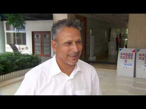 2016 EurAsia Cup Jeev Milkha Singh interview