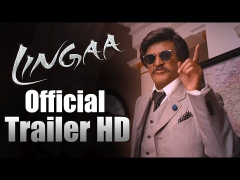 Lingaa Hindi Trailer Rajinikanth Ks R Kumar Sonakshi Sinha Anushka ...