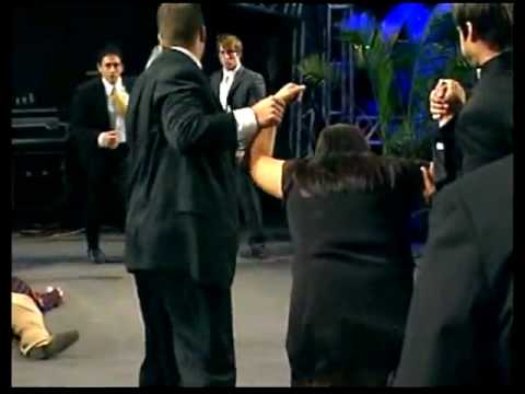 Benny Hinn - Mighty Anointing In Brazil