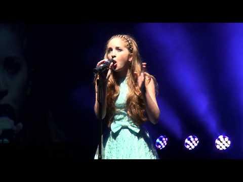 WILD HORSES - Natasha Bedingfield cover version performed at the TeenStar Singing Competition