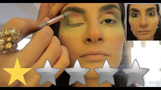I WENT TO THE WORST REVIEWED MAKEUP ARTIST IN BAKU !