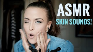 ASMR Gina Carla 🤲🏽 Let Me Touch You Asleep! Soft Skin Sounds!