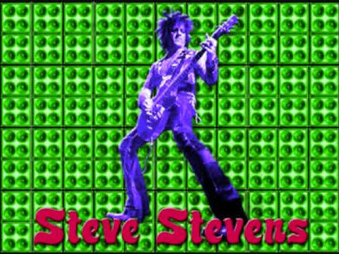 steve stevens top gun theme