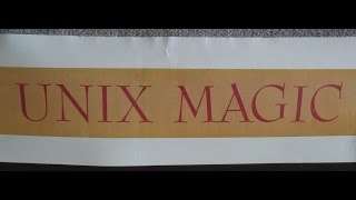 13nov2015 007  Gary Overacre Unix Magic Poster Back