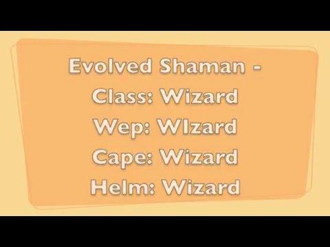 AQW Enchantment By Classes