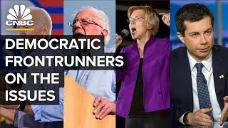 Where Democratic Front-Runners Stand On 2020's Biggest Issues