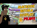 Apple Macbook Retina Display Prank - Ownage Pranks