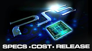 OFFICIAL PS5 Specs CONFIRMED Zen 2 Navi | Release and Cost for PS5 Sony Playstation 5