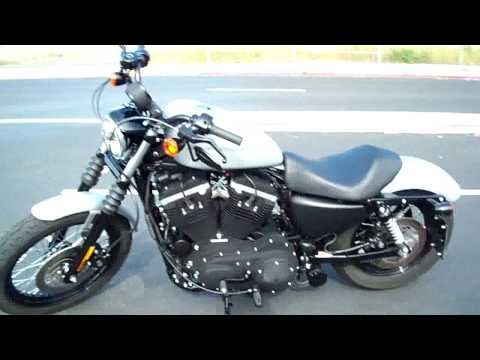 My 2009 Harley Davidson Sportster Iron 883 Video