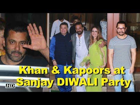 download lagu Khan And Kapoor's Grace At Sanjay Dutt's Diwali Party gratis