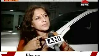 Attack on Rupa Ganguly