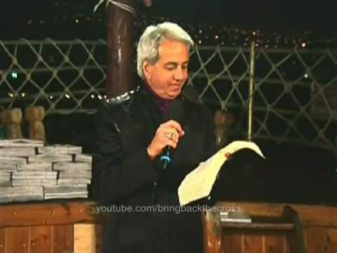 Benny Hinn - New Year's Eve Communion Service