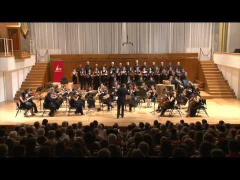 Гендель Георг Фридрих - Let thy hand be strengthened (Coronation Anthem No. 3)