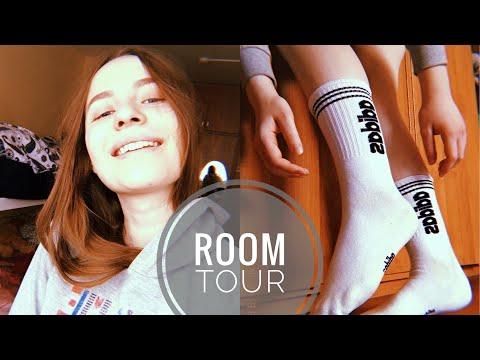 ROOM TOUR / Моя комната в общаге / Где живут студенты?
