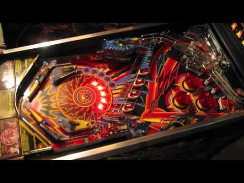 Black Knight 2000 - Williams - REVIEW - BK2K - Pinball Machine - John's Arcade on the road