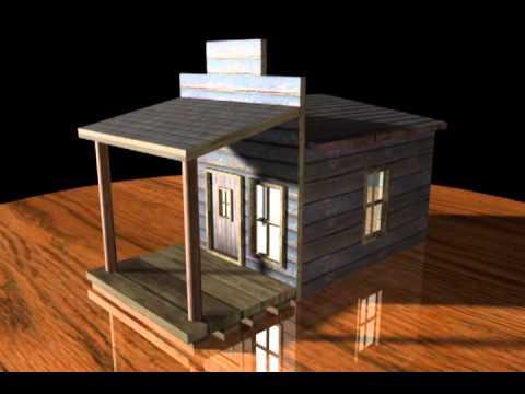 Building Turntable - Maya
