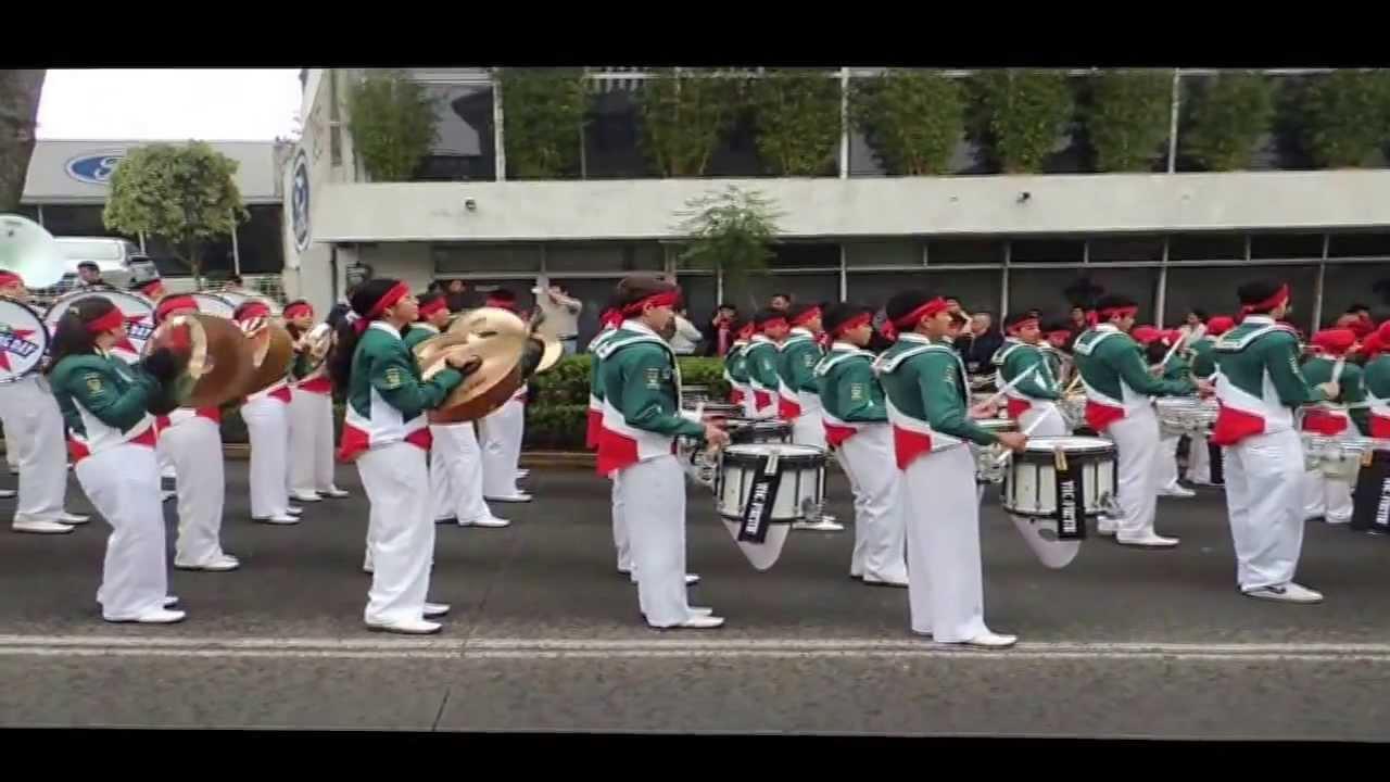 Delfines Marching Band 5 De Mayo 2013 Youtube