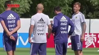 Tin Thể Thao 24h Hôm Nay (21h - 21/6): Messi và Đồng Đội Cẩn Trọng Cao Độ Trước Croatia