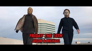 FRIDAY THE 13TH JASON & MICHAEL