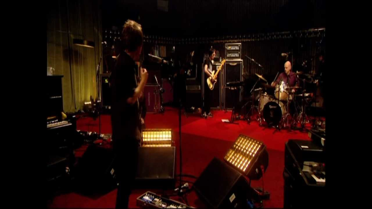 radiohead the gloaming live from the basement hd youtube