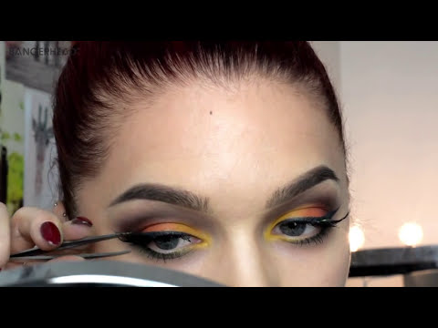 Done Quick- Autumn makeup- Linda Hallberg makeup tutorials